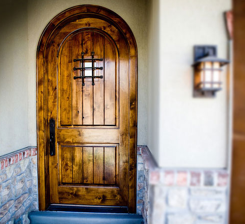 The Eden Companies Krosswood Doors