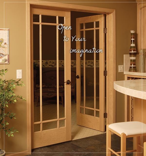 The Eden Companies Woodport Wood Interior Doors