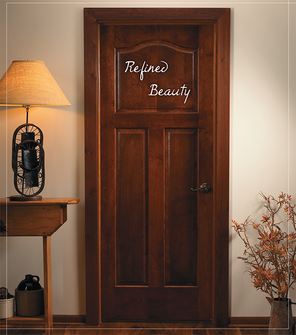 The Eden Companies Woodport Wood Interior Doors